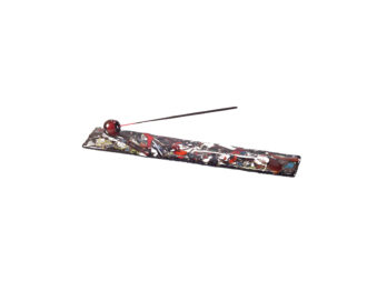 Incense holder with hollow bead