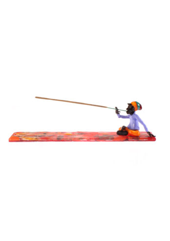 Rasta incense holder